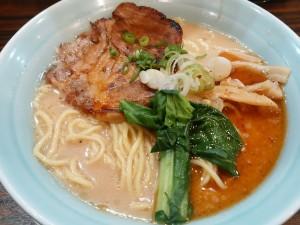 7.20水-空海(大船)とんこつラーメン醤油