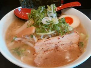 7.01金-つけ麺らーめん春樹(大船)濃厚とんこつ醤油