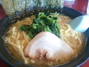 7.28木-藤井家(杉田)豚骨醤油ラーメン