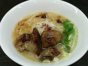 2.11土-麺劇場 玄瑛(六本木)XO醤薫イベリコ豚の玄瑛流ラーメン