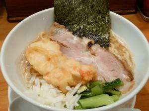 5.01月-ラーメン桃李路(唐橋町)鶏ラーメン