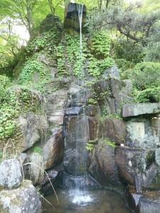 石山寺 甘露の滝