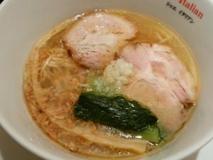 6.04日-ドゥエイタリアン(青葉台)塩らぁ麺