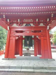 比叡山東堂地域-鐘楼