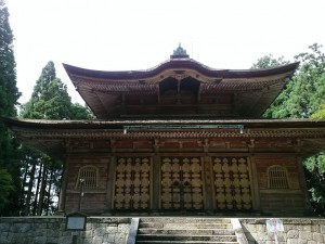 延暦寺東堂-戒壇院