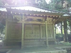延暦寺西塔-恵亮堂