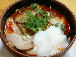8.02水-ラーメン一陽(京都)旨辛ラーメン