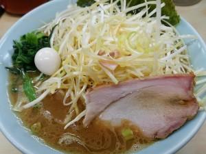 9.20水-壱六家(大船)ねぎラーメン(醤油)