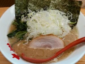10.14土-大桜(十日市場)ネギラーメン