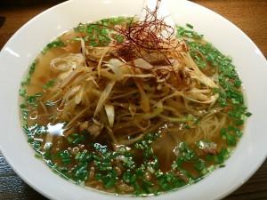 10.04水-麺屋502(大船)潮州醬ネギラーメン