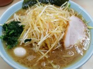 10.18水-壱六家(大船)ねぎラーメン